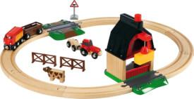 BRIO 63371900 Bahn Bauernhof Set