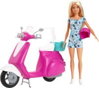 BRB Motorroller mit Puppe