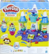 Hasbro B5523EU6 Play-Doh Eiscreme Schloss, ab 3 Jahren