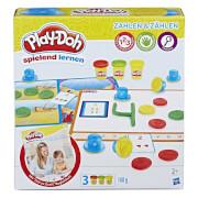 Hasbro B3406100 Play-Doh Erste Zahlen & Zählen, ab 3 Jahren