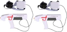 Beluga Spielwaren 79001 Laser X-Double, ab 6 Jahren, Kunststoff